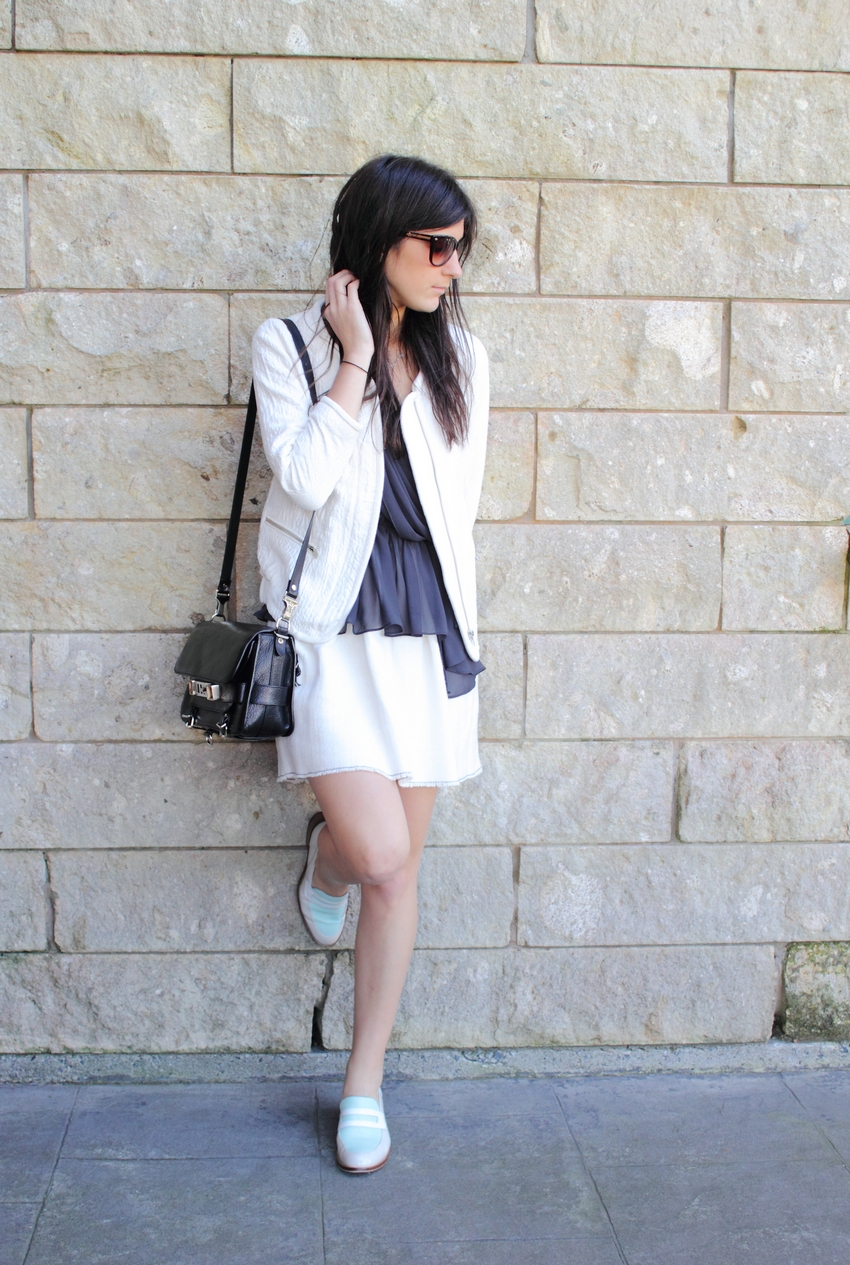 kate sylvester band of outsiders fashion blog outfit mademoiselle
