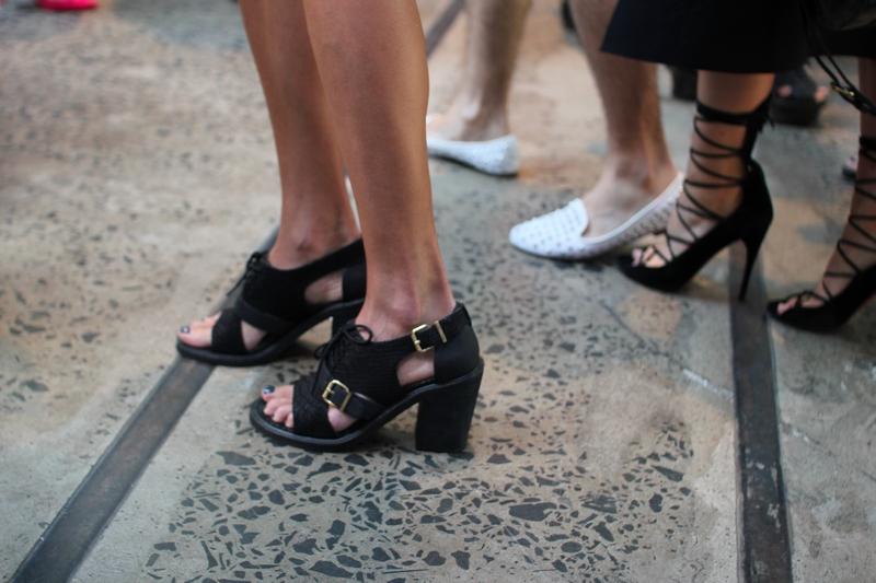 shoes streetstyle fashion blog mademoiselle MBFWA