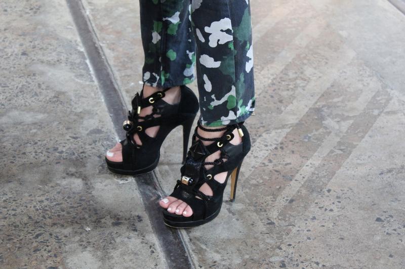gucci versace shoes streetstyle fashion blog mademoiselle MBFWA