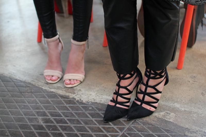 nicholas heels shoes streetstyle fashion blog mademoiselle MBFWA