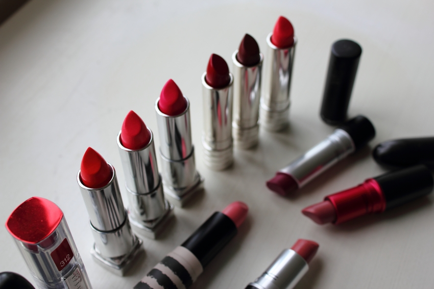 beauty blog lipstick review clinique MAC loreal