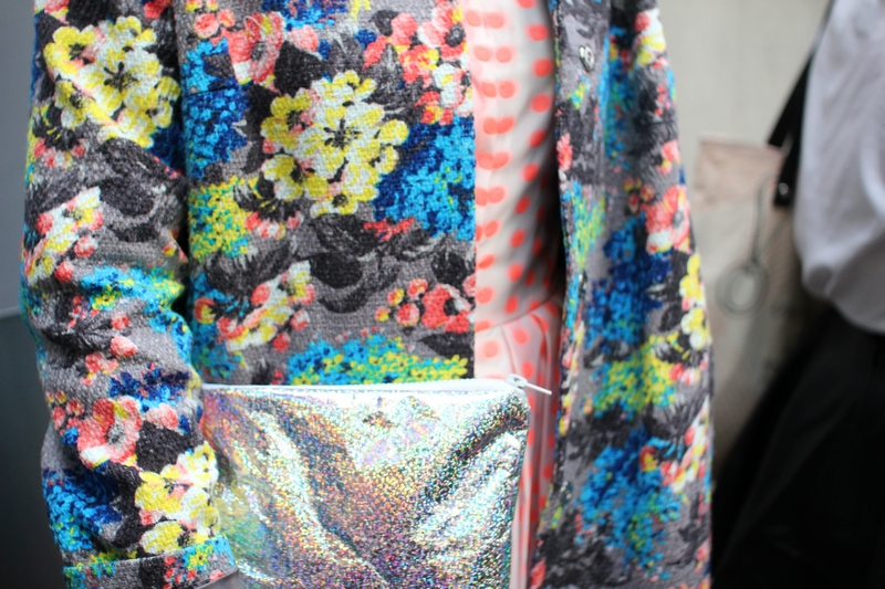 floral polkadots asos streetstyle mbfwa 2013