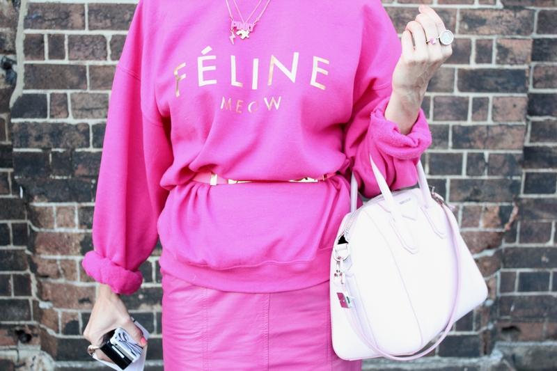 feline givenchy pinkstreetstyle mbfwa 2013