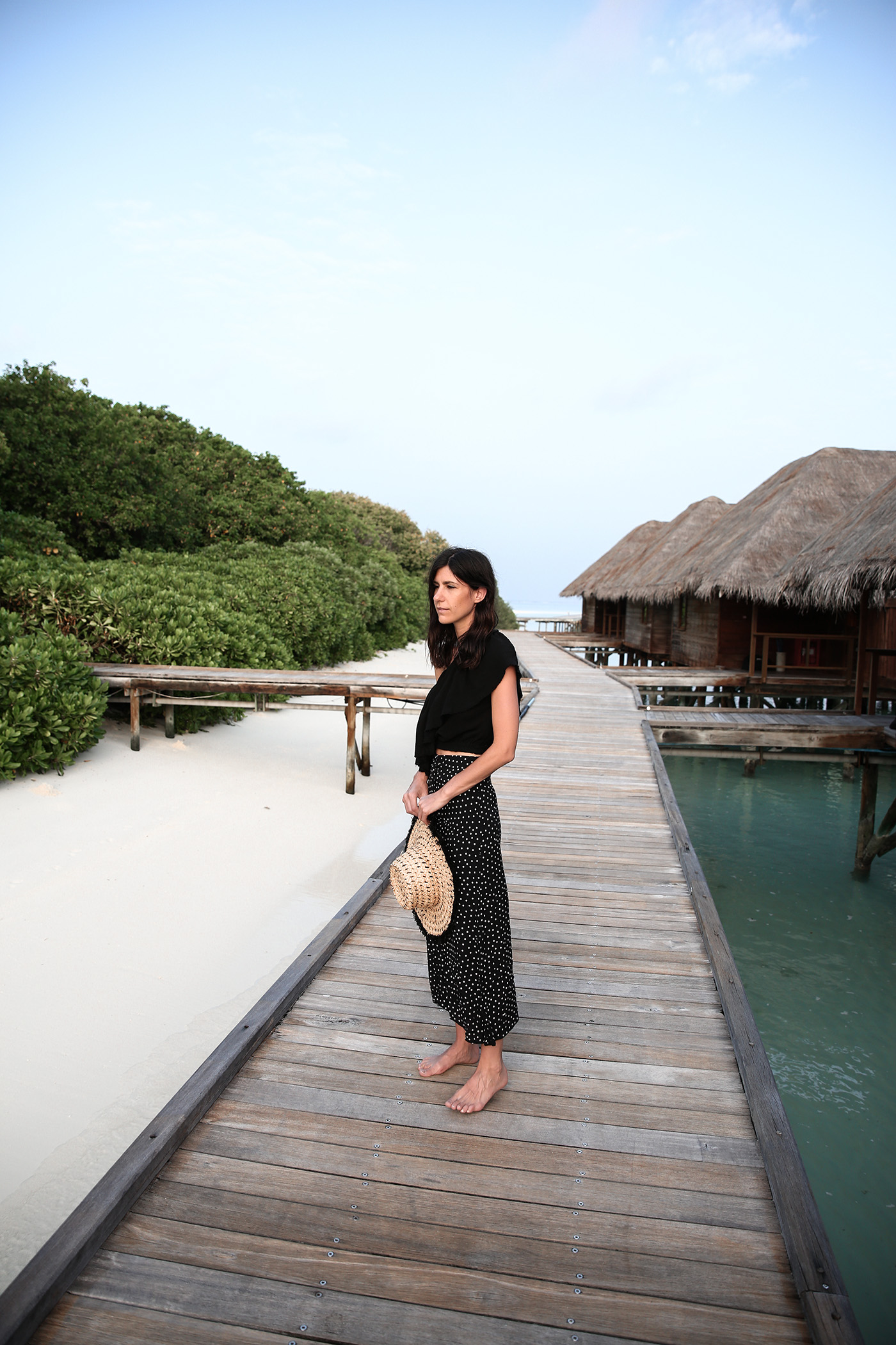2018 style resolutions maldives outfit
