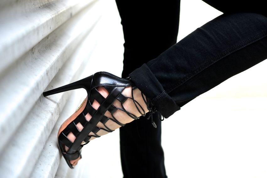 aquazurra amazon sandals