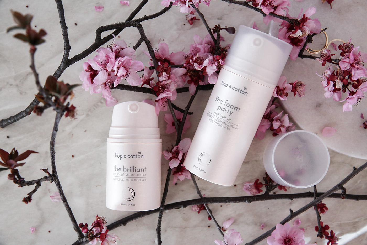hop and cotton skincare review mademoiselle