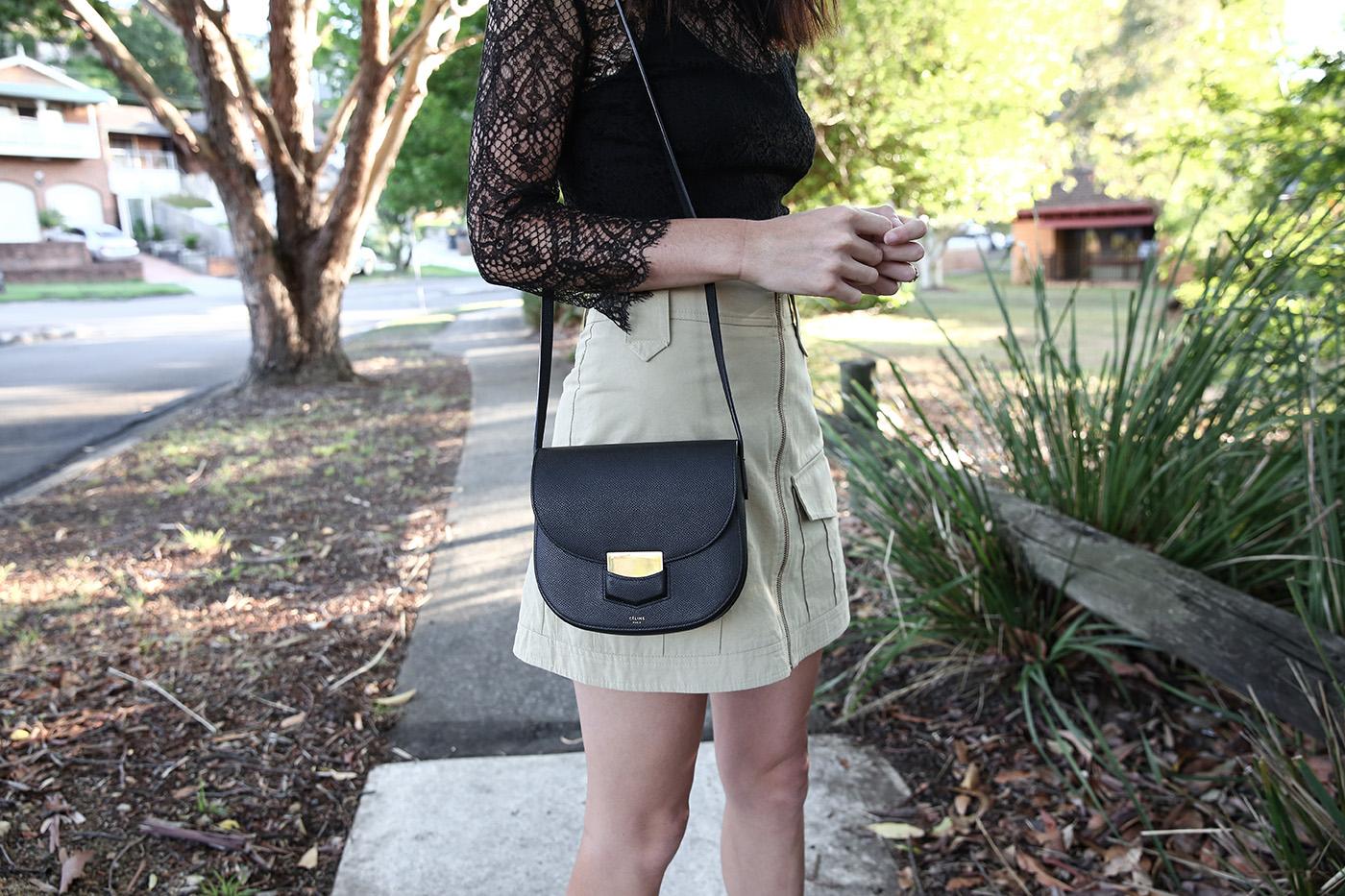 style story minimal wardrobe