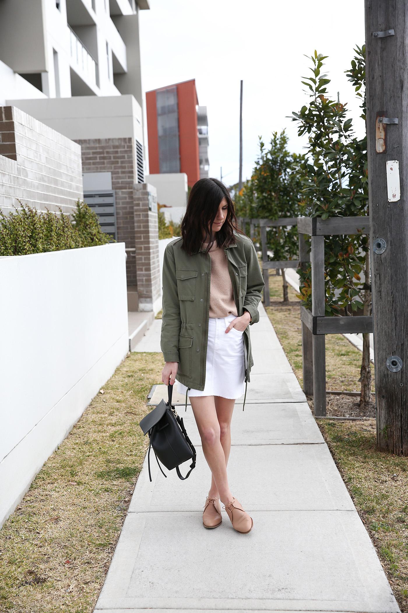 transitional jacket spring wardrobe mademoiselle