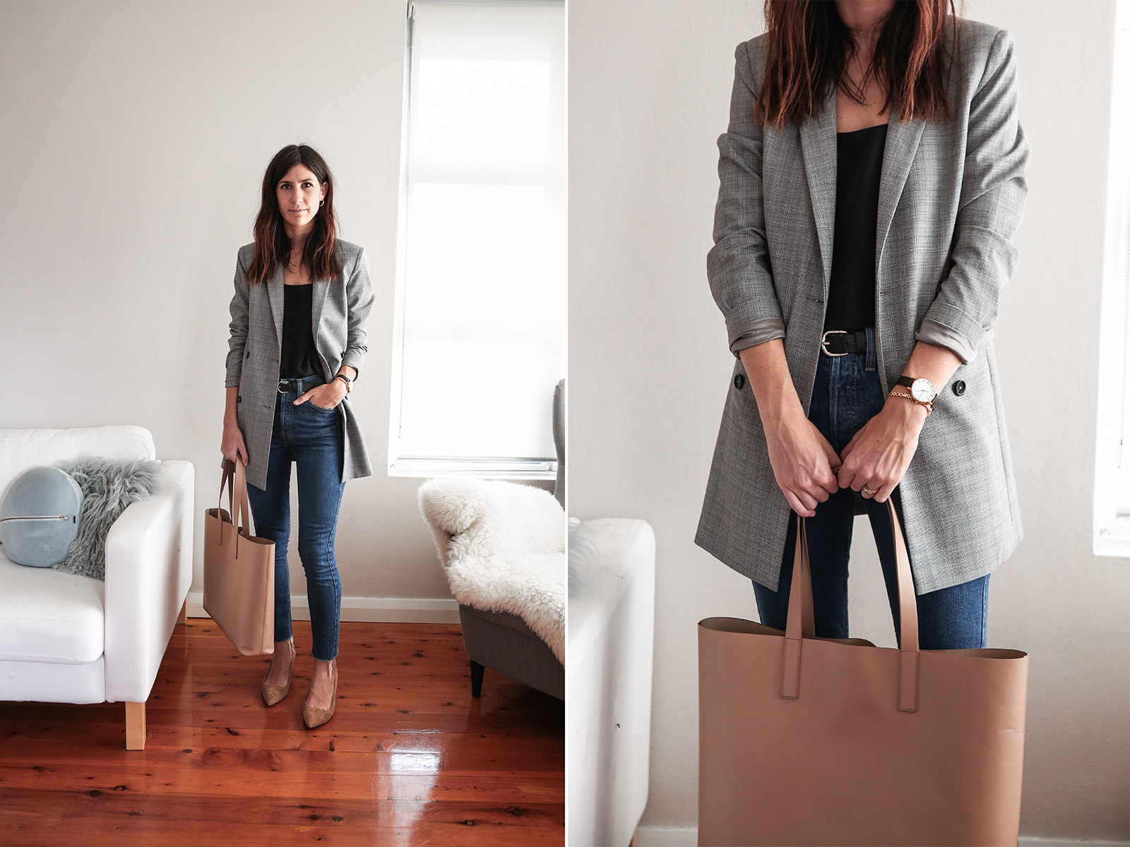 autumn wardrobe 10x10 challenge outfits