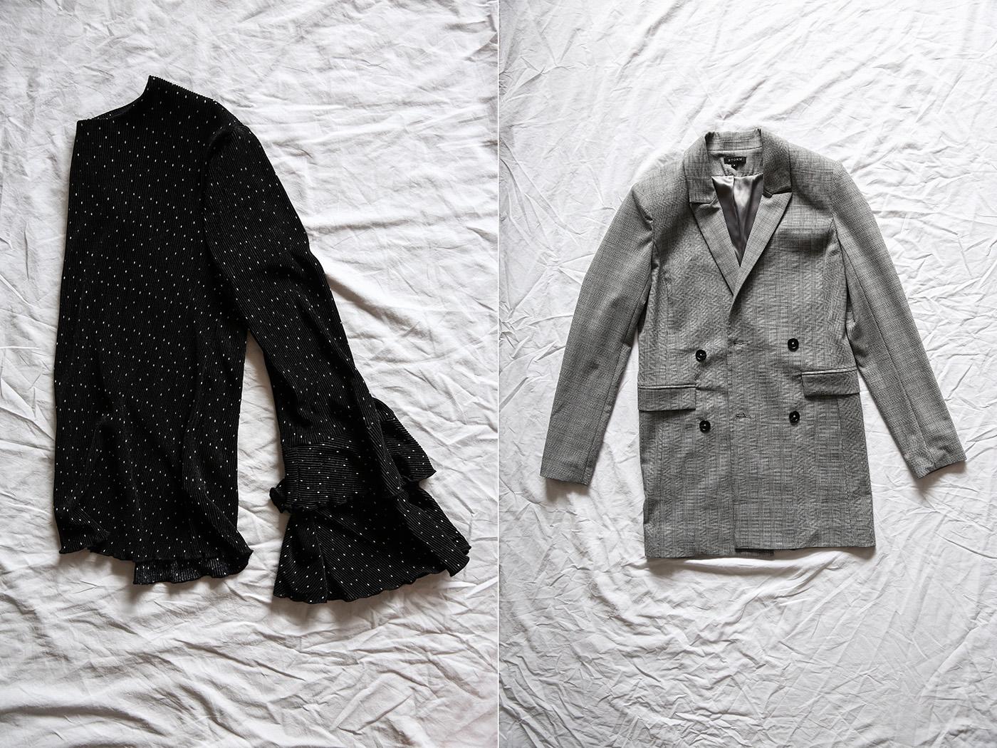 autumn wardrobe 10x10 challenge