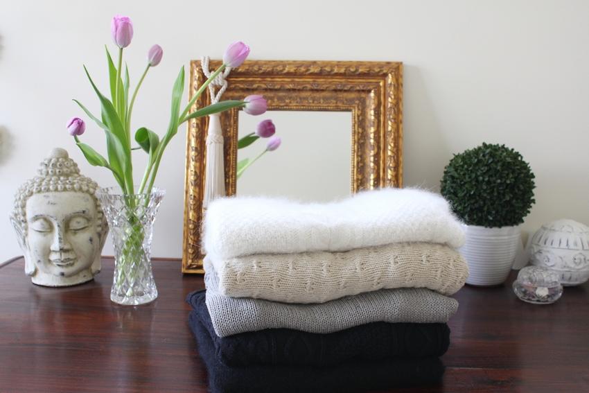 cosy winter knit sweaters fashion