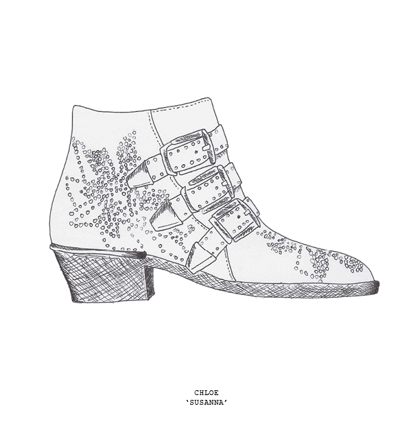 sketch chloe studded susanna boot
