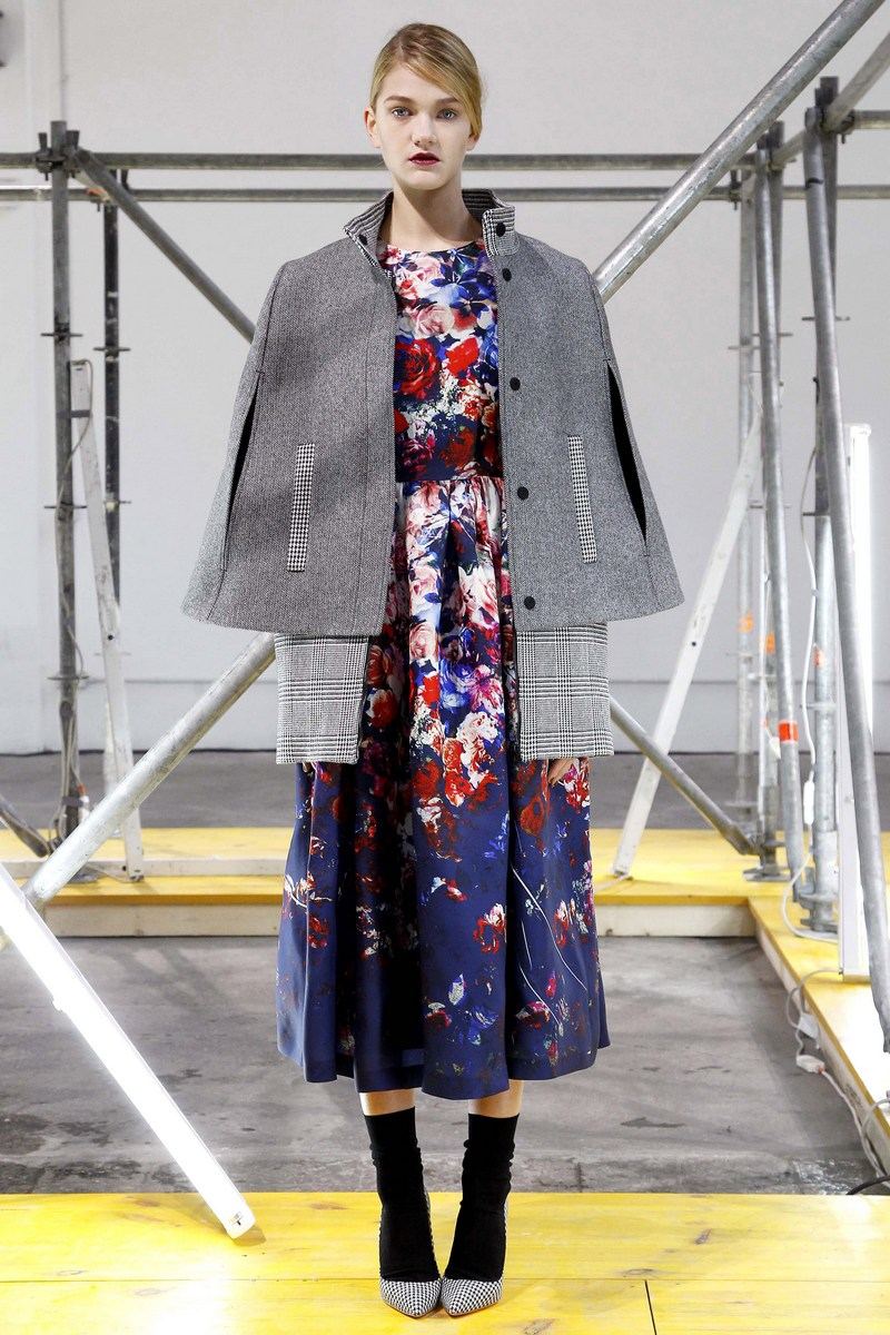 MSGM floral collection