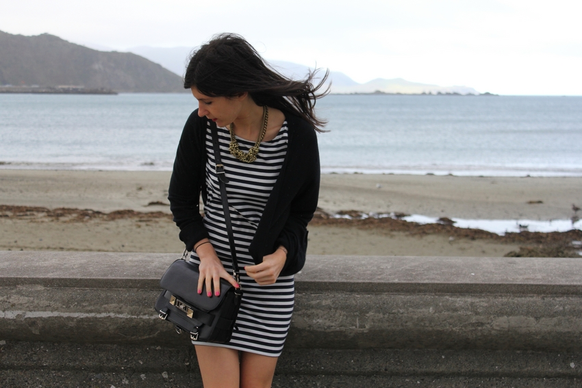 stripe dress isabel marant dicker boots