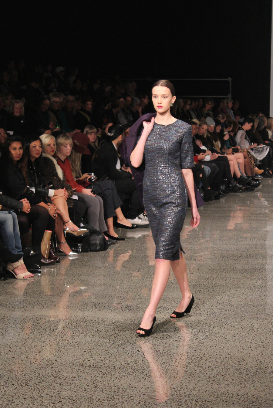 Millicent blur and focus NZFW