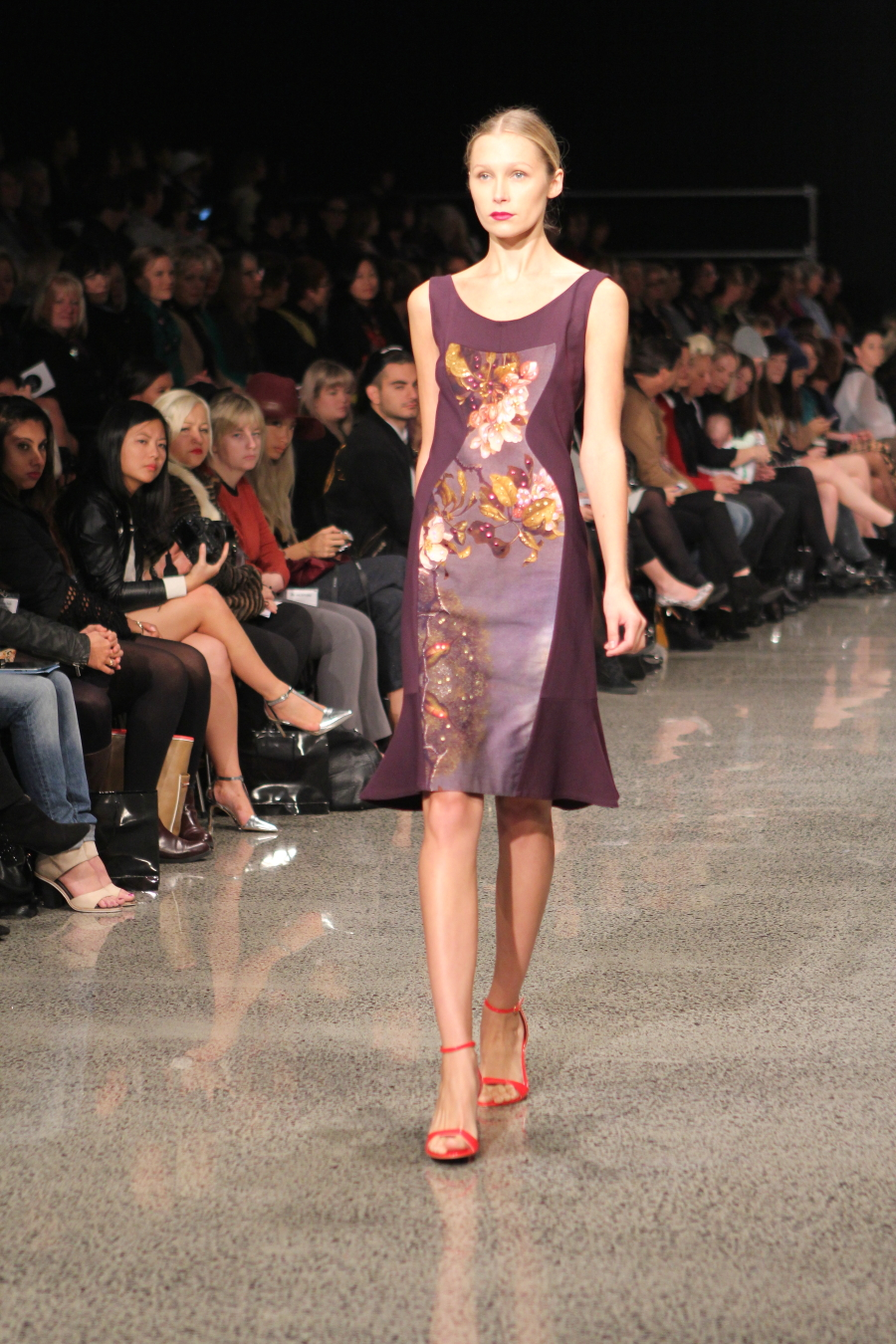 Sheryl May reign fall NZFW