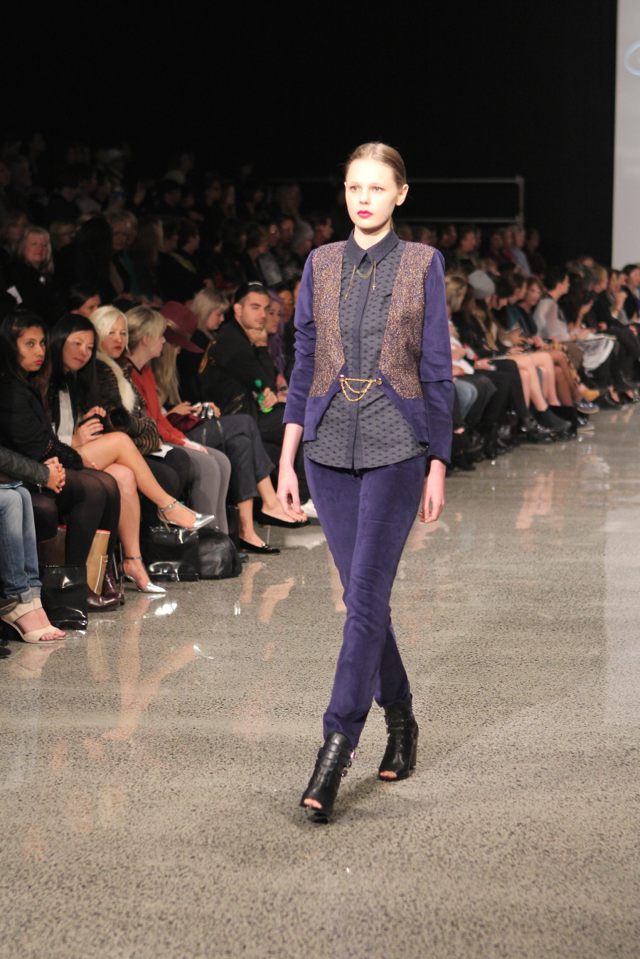 mardle way of the saint NZFW