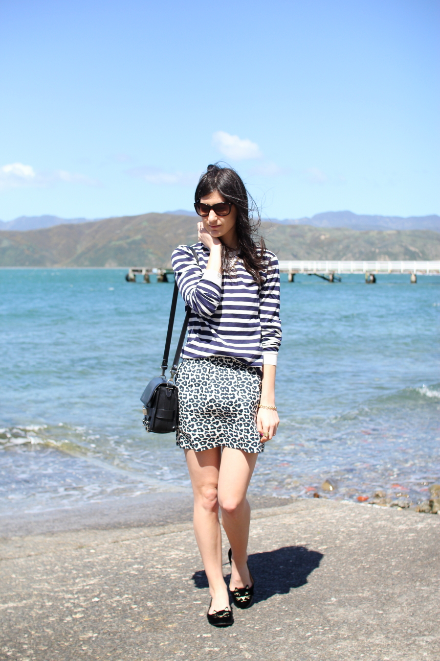 stripes leopard