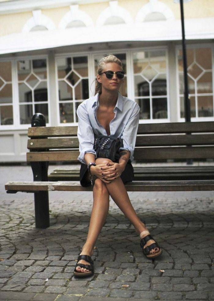 birkenstocks fashion style