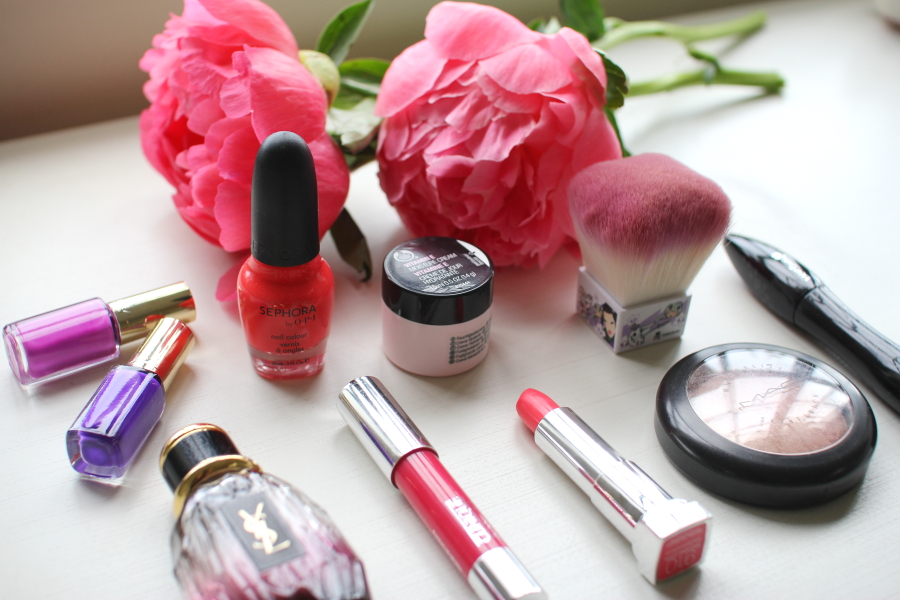 make up spring beauty