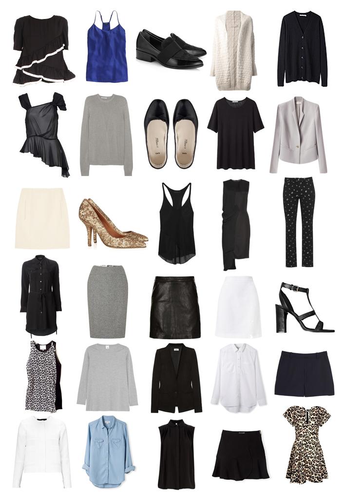 30x30 wardrobe challenge