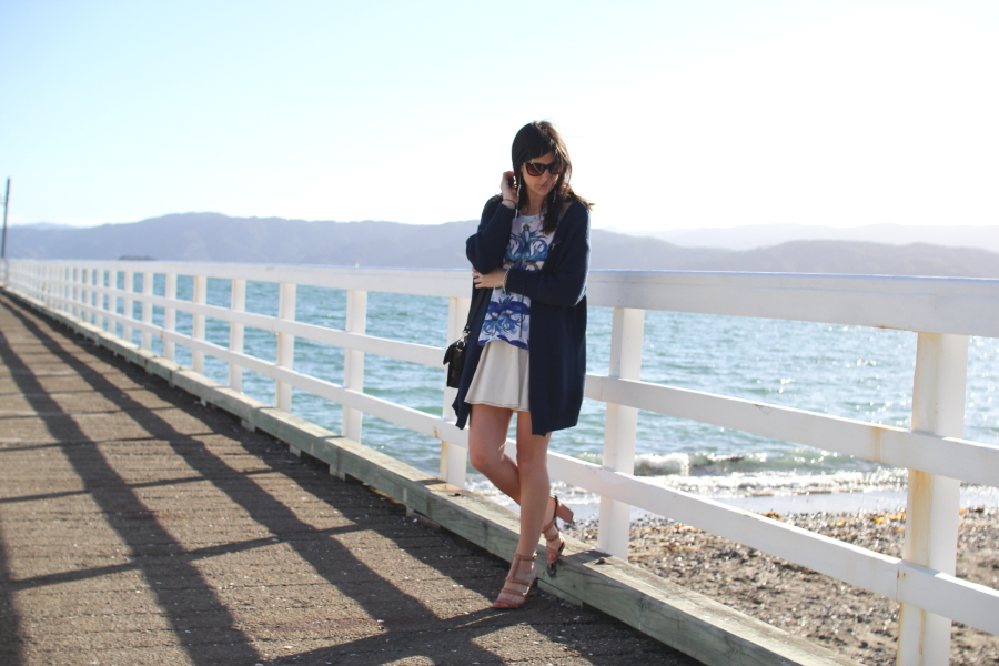 alice mccall helena of troy cami acne shore cardigan