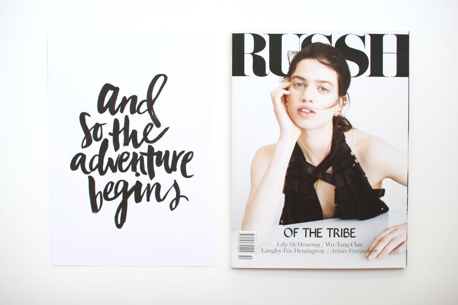 jasmine dowling print russh magazine