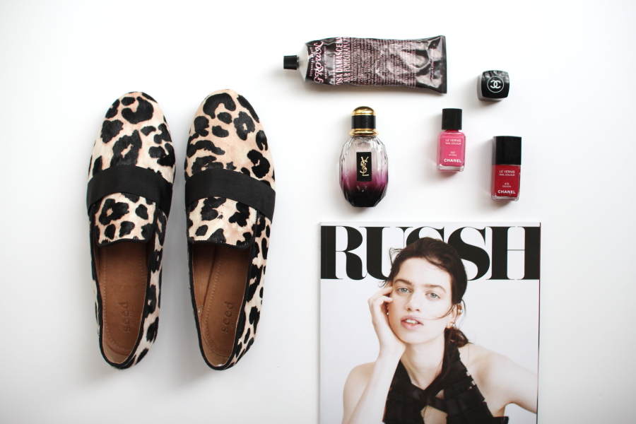 seed heritage ocelot loafers russh magazine