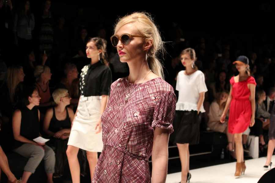 kate sylvester MBFWA 2013 the last sitting