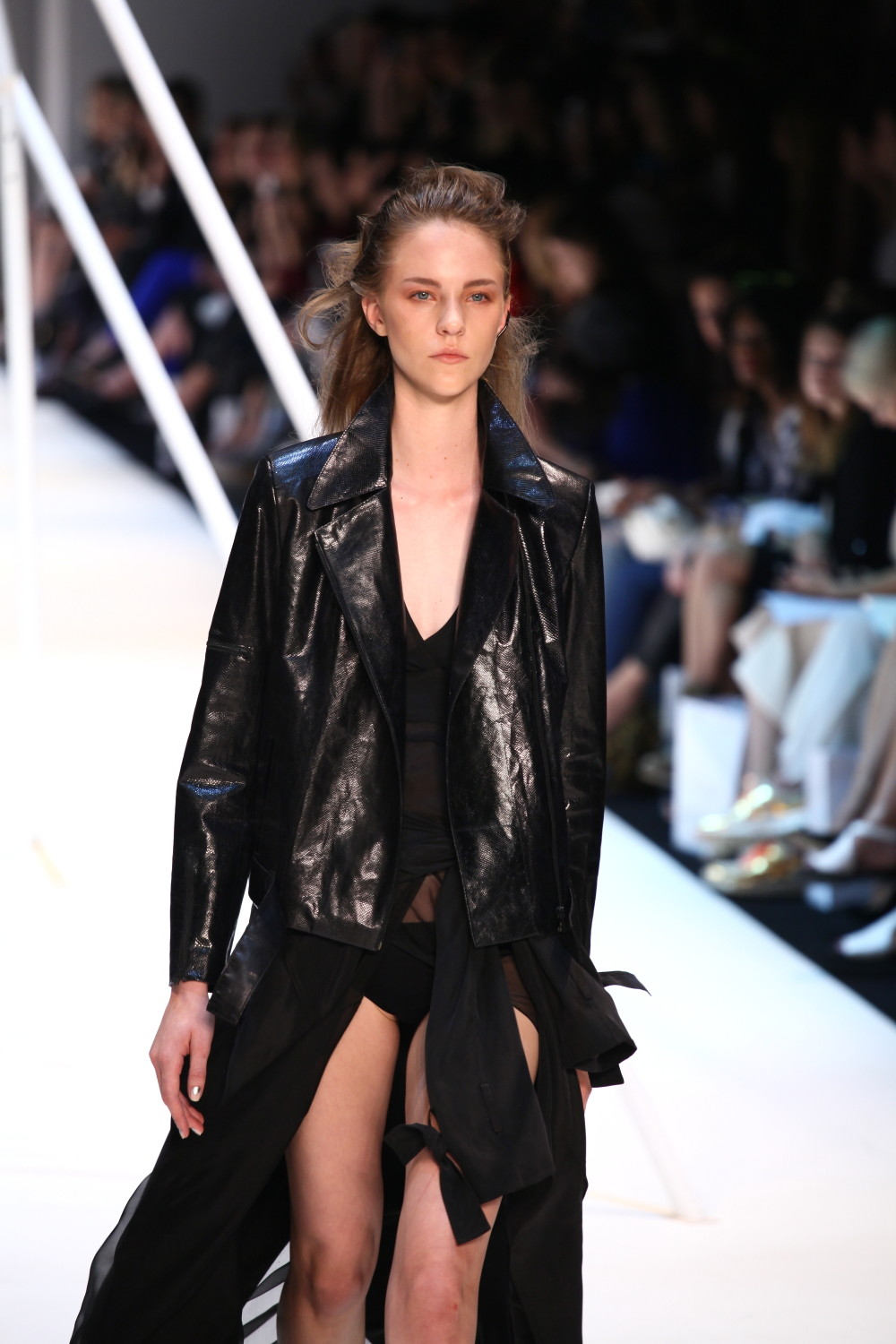 michael lo sordo spring summer MBFWA fashion week 2014