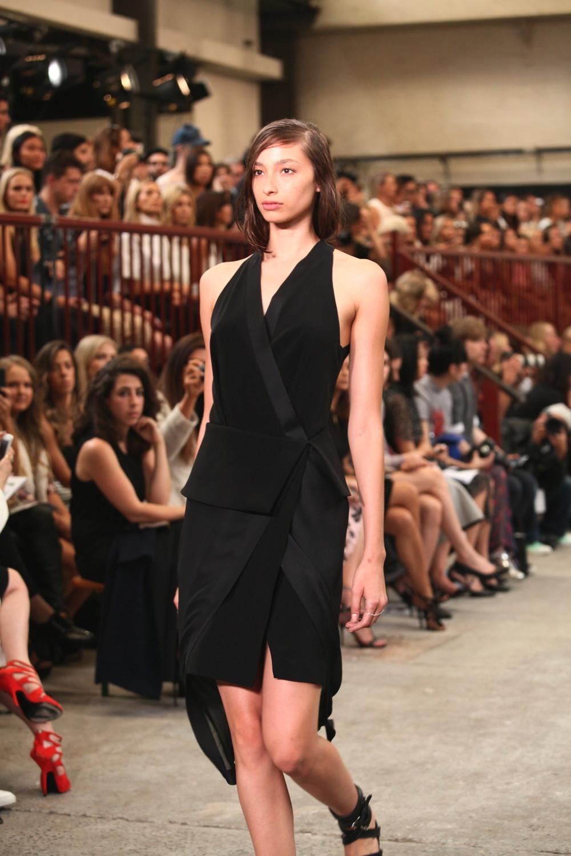 dion lee line two MBFWA fashion week australia