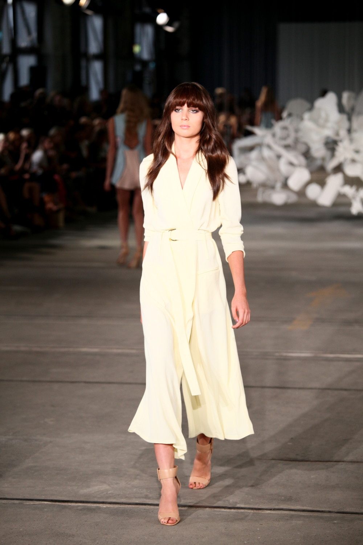 Alice McCall In my dreams we were flying Cruise 2014/15 MBFWA fashion week