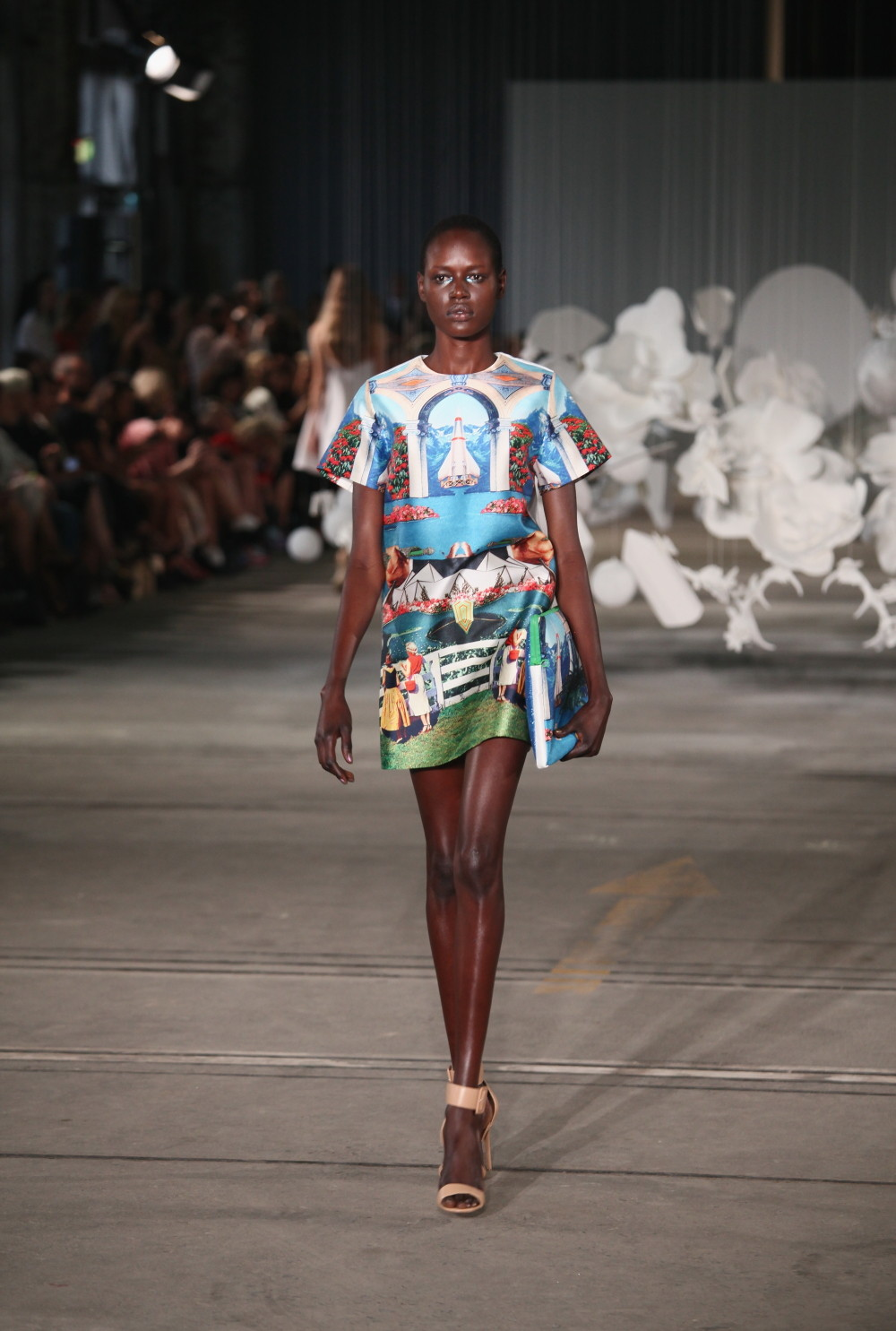 Alice McCall In my dreams we were flying Cruise 2014/15 MBFWA fashion week