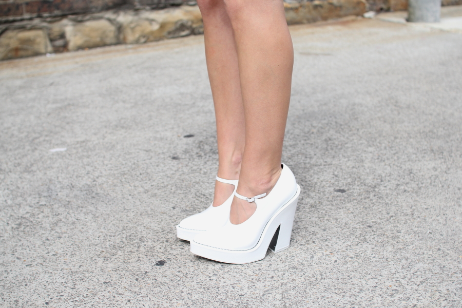 alexander wang manuel heels fashion week