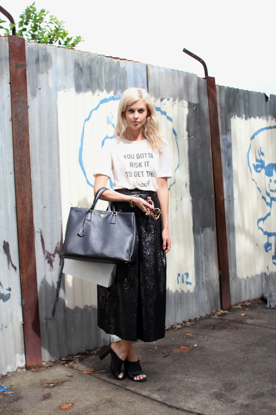 MBFWA natalie cantell model street style fashion week australia