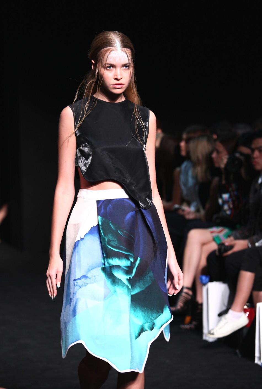 leroy nguyen spring summer collection MBFWA fashion week australia