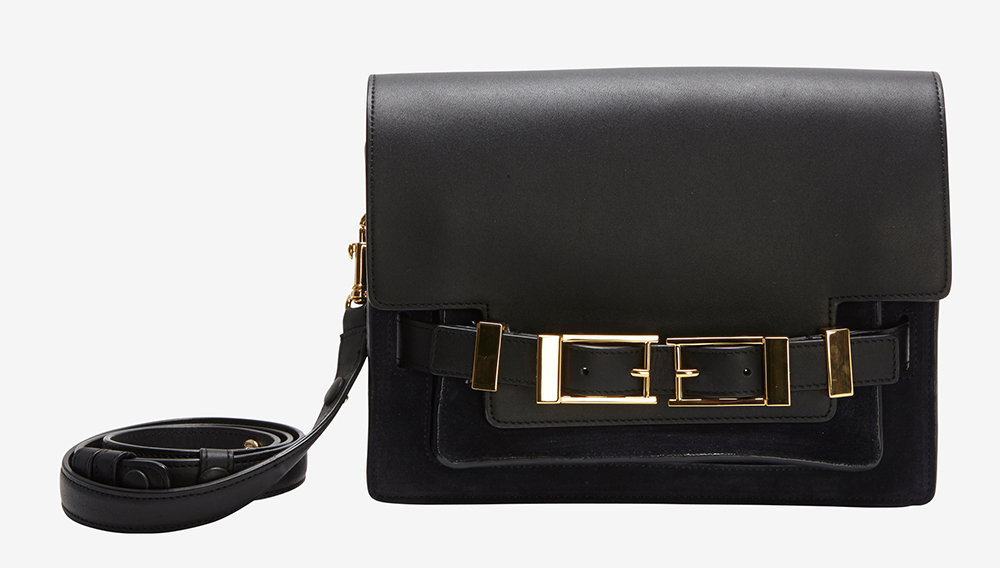 alf hutton leather shoulder bag