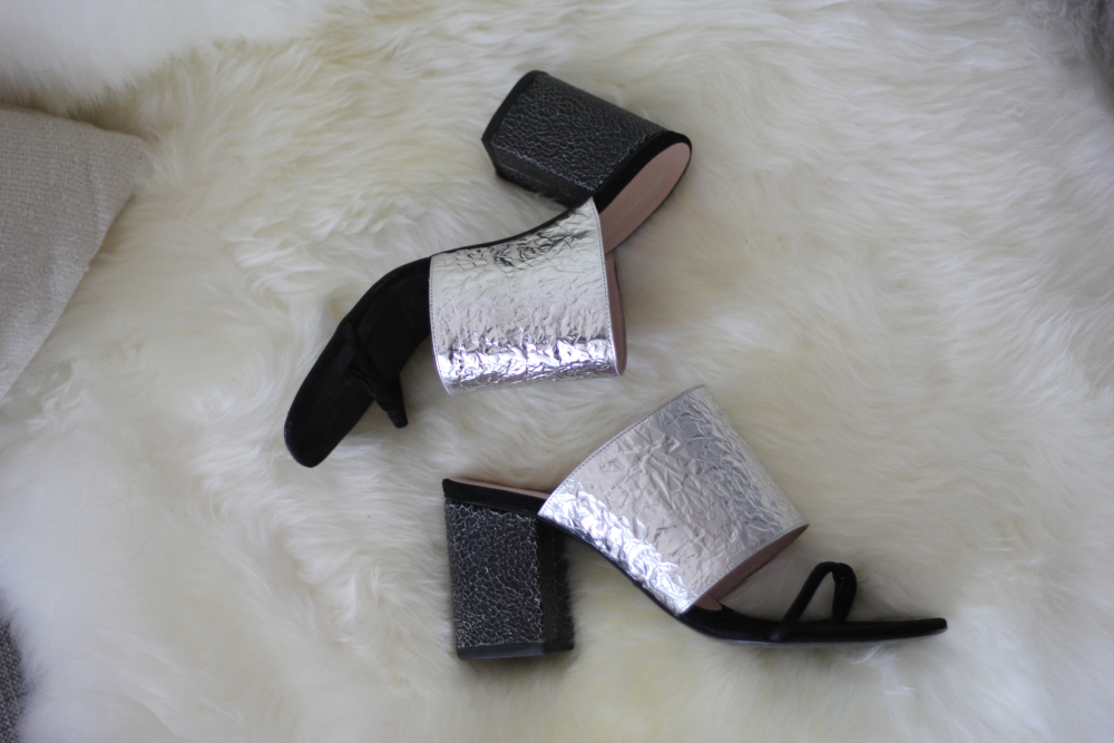 opening ceremony jindo mule sandals heels shoes