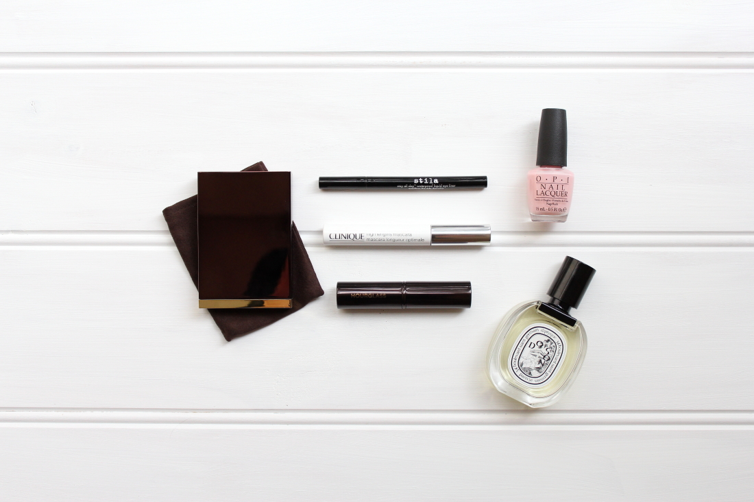 make up beauty tom ford shade illuminate still eyeliner clinique OPI diptyque