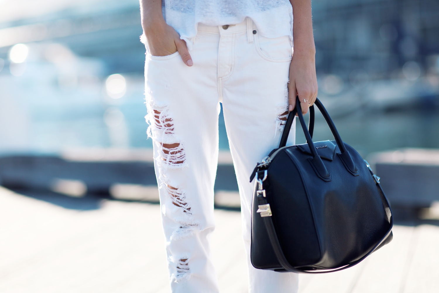 streetsyle nobody beau boyfriend denim ripped
