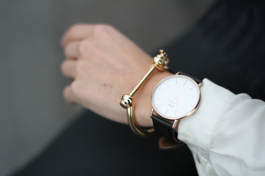streetsyle daniel wellington watch