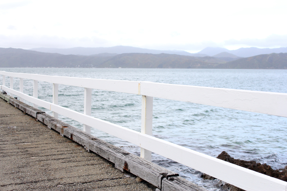 wellington worser bay seatoun wharf