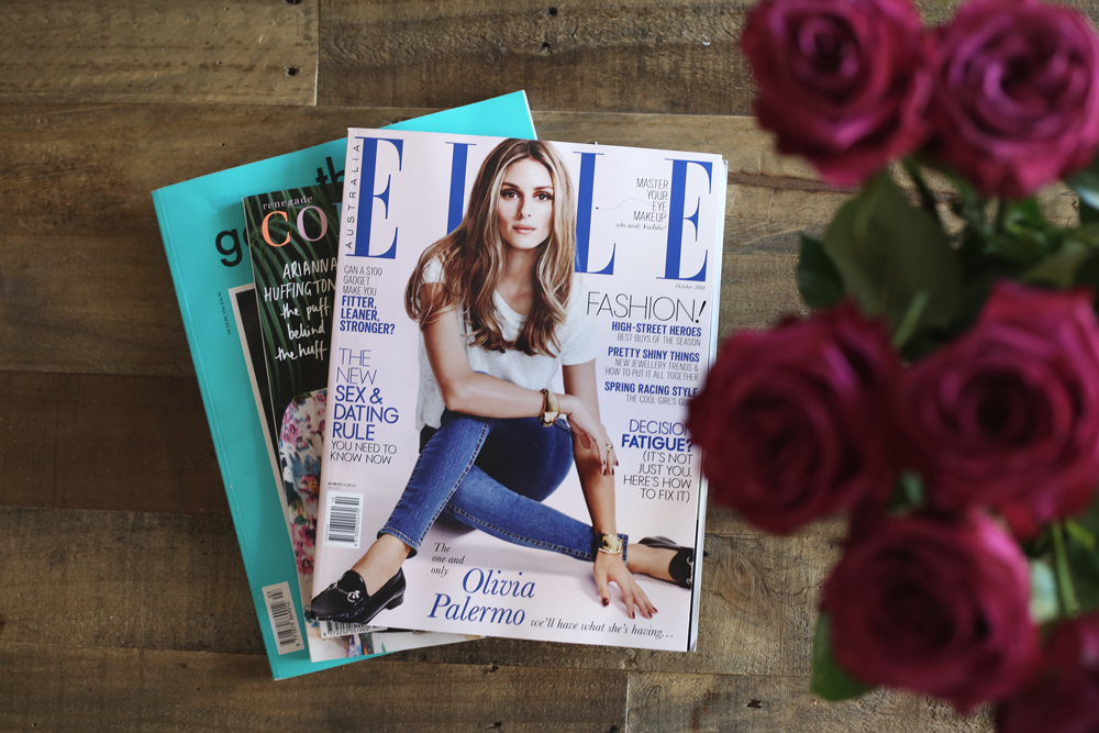 roses elle magazine the gentlewoman renegade collective