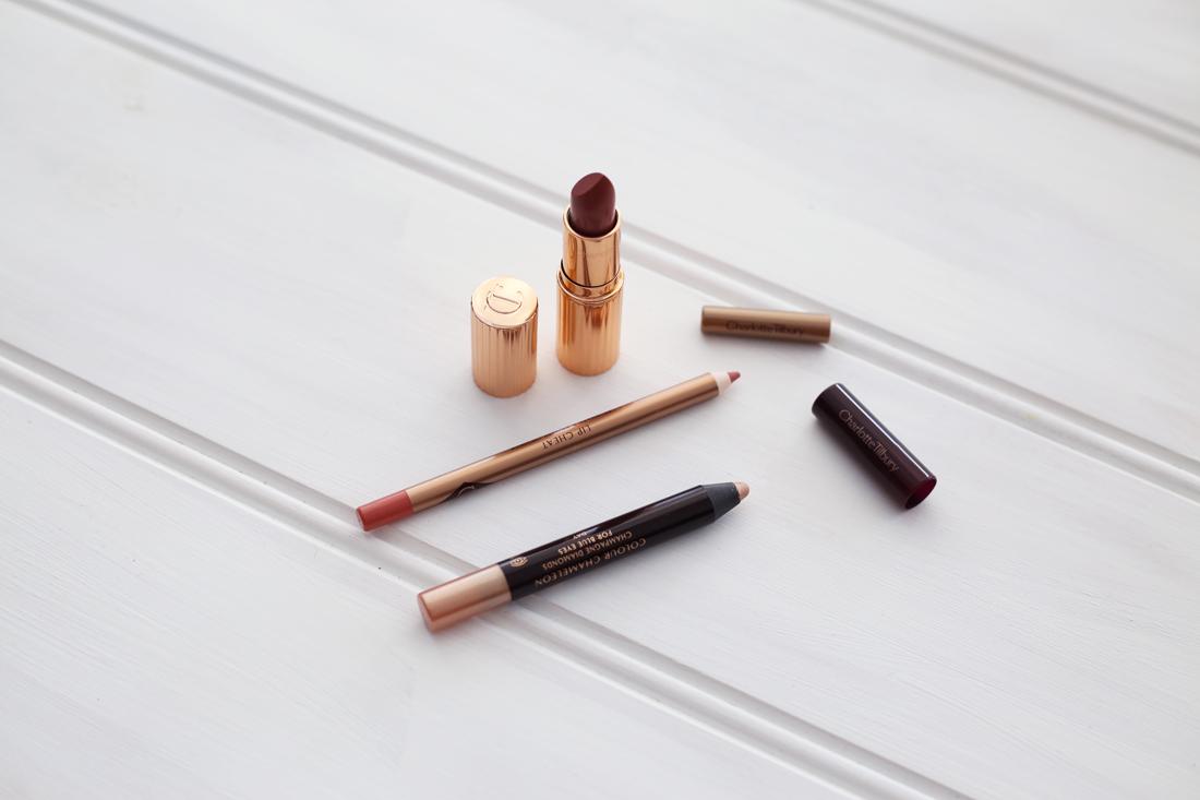charlotte tilbury cosmetics make up colour chameleon filmstar kissing lipstick