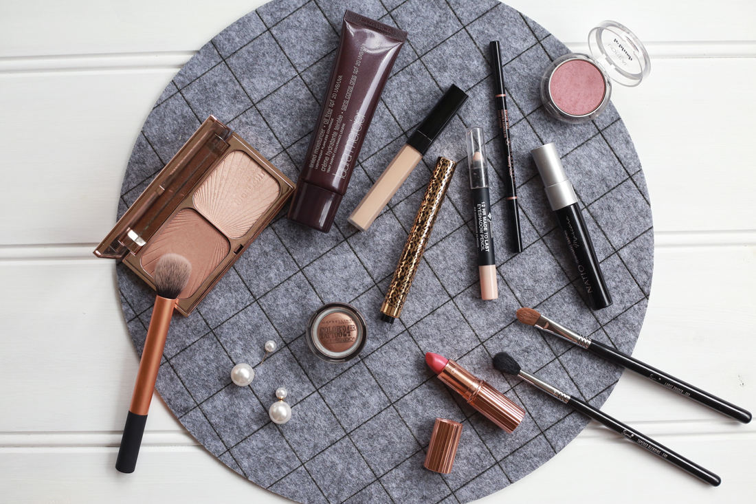 beauty make up routine charlotte tilbury Laura mercier ysl chanel