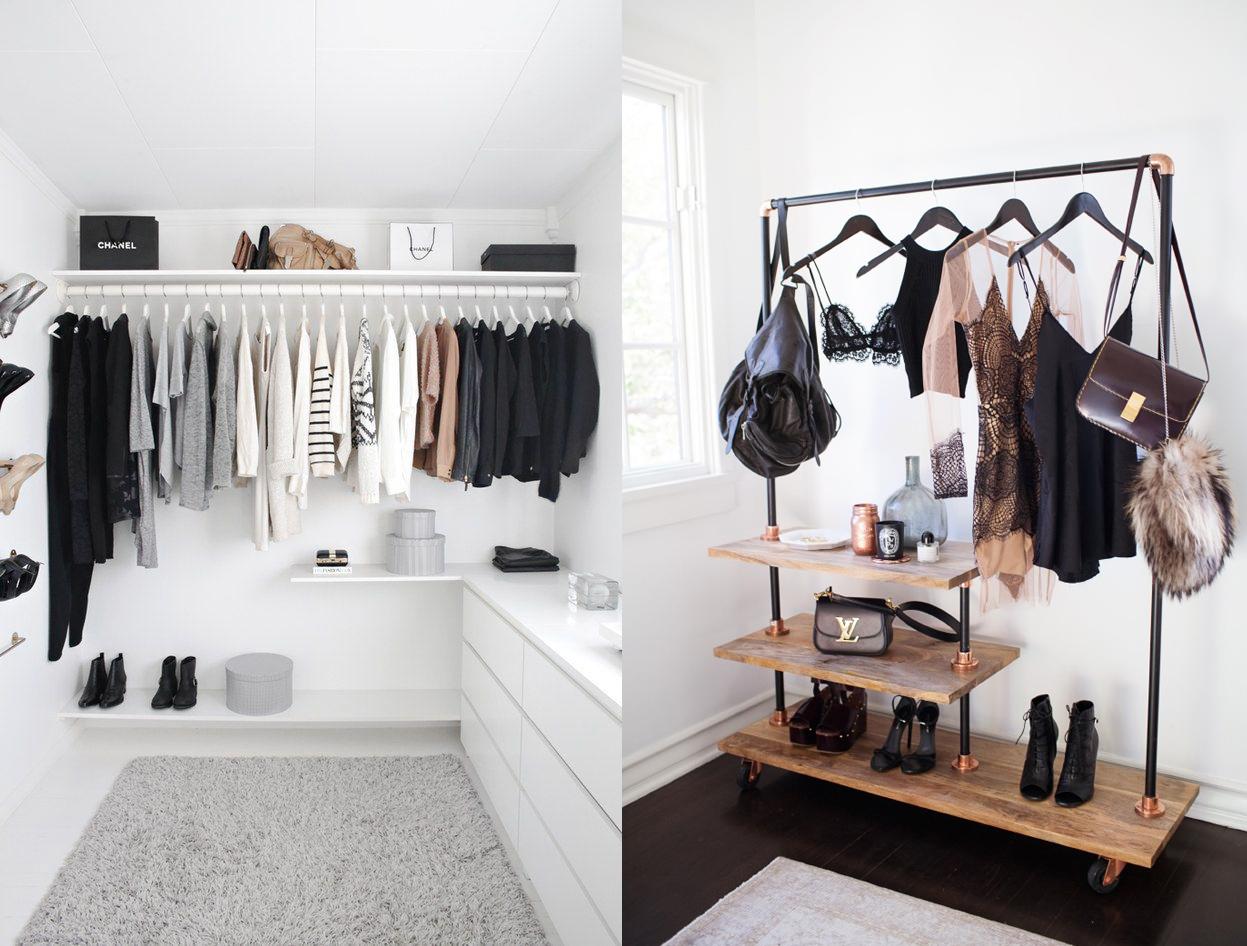 wardrobe cull four easy steps