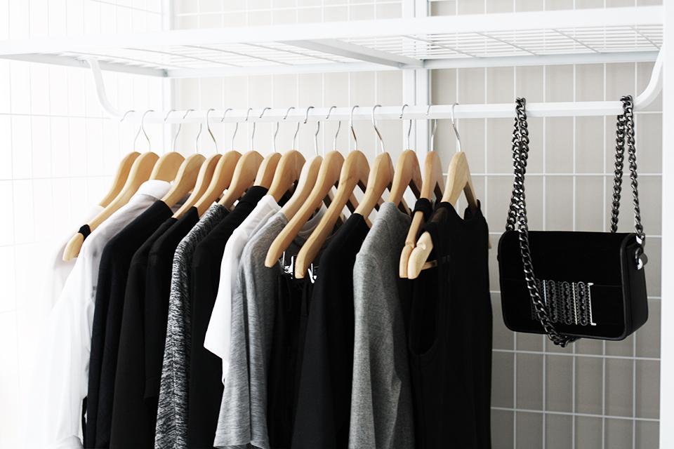 Project 333 Minimal Wardrobe Challenge