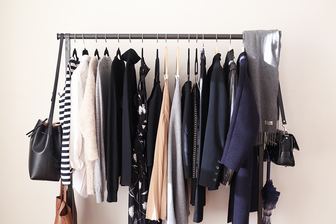 The Relaxed Winter Capsule Wardrobe Mademoiselle A Minimalist Fashion Blog