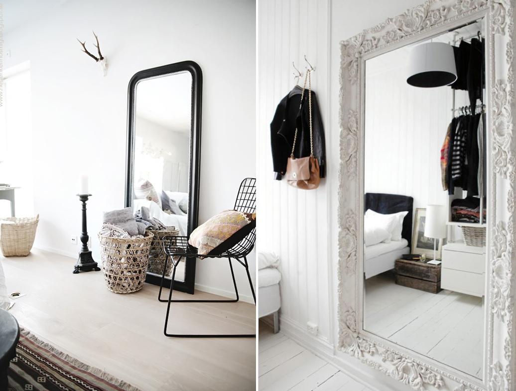 full length mirror minimal