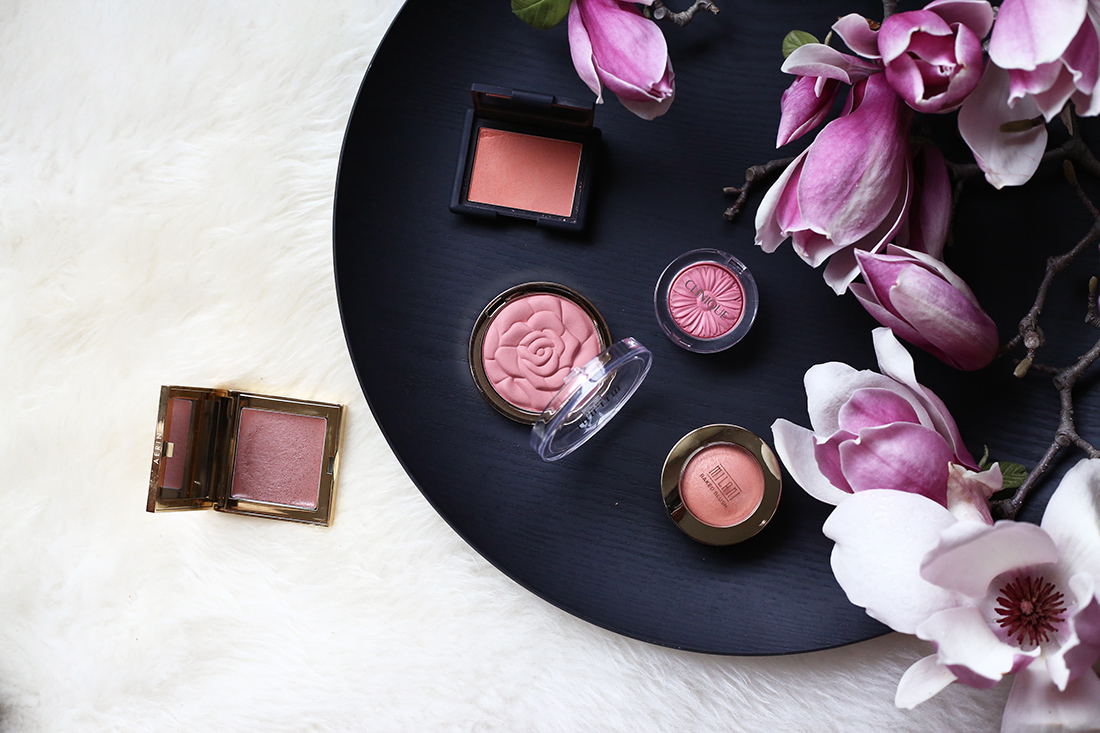 spring summer blushes review swatches